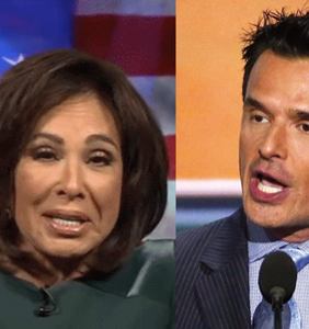 Antonio Sabàto Jr. thrilled to star alongside Jeanine Pirro in first film role in ages