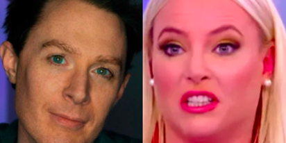 Clay Aiken expertly shades Meghan McCain on Twitter after she attacks cancer-stricken Kathy Griffin