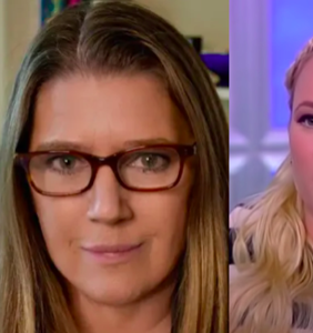 Mary Trump just eviscerated Meghan McCain as only Mary Trump can