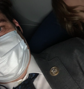 Matt Gaetz celebrates wedding by posting creepy AF photo of his new bride passed out