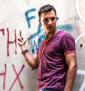 PHOTOS: 6 ordinary guys from across the globe who celebrate gayness in difficult places