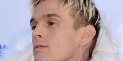Aaron Carter bringing OnlyFans act into real world, revealing all on Vegas stage