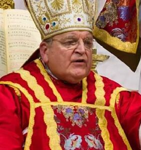 Anti-gay Catholic Cardinal and vaccine skeptic hospitalized with Covid
