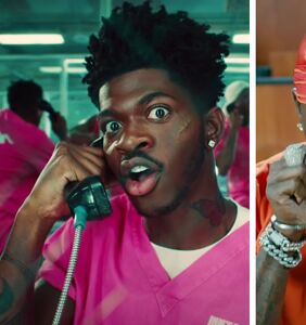 Lil Nas X overtakes DaBaby to become male rapper with most monthly Spotify listens