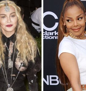 """Madonna fans outraged after Lizzo calls Janet Jackson """"Queen of Pop"""""""