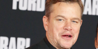 """Matt Damon now says he's never used the word """"f*g"""" after literally saying he's used the word """"f*g"""""""