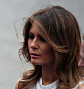 Melania appears to be accepting that she will never be welcome in New York City again