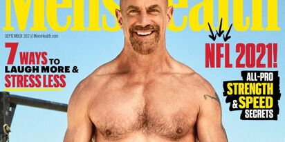 Christopher Meloni strips down for Men's Health, shows off his glute workout