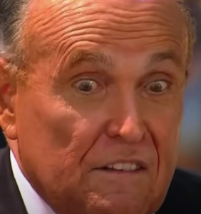 Things are even worse for broke and friendless Rudy Giuliani than was initially reported