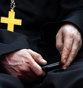 Vatican in freakout mode after discovering litany of priests on Grindr