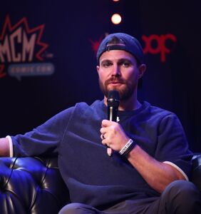 WATCH: Stephen Amell addresses his very thirsty fans