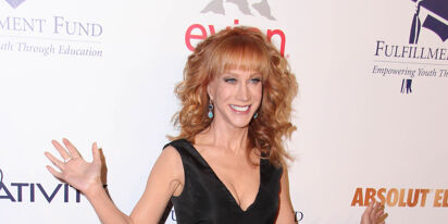 """Kathy Griffin says doctors are """"optimistic"""" about her cancer diagnosis"""