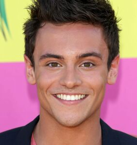 """Tom Daley responds to being called """"dirt"""" by Russian broadcasters"""
