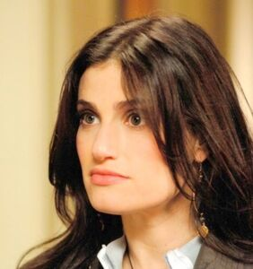 Idina Menzel is a grand dame. Can we also recognize she's a great actress?