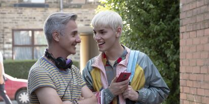Jonathan Butterell gives birth to a drag superstar in 'Everybody's Talking About Jamie'
