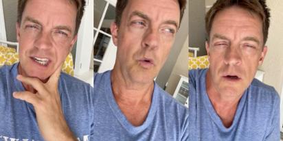 Washed up comedian/gay joke apologist Jim Breuer goes on batsh*t crazy anti-vax tirade