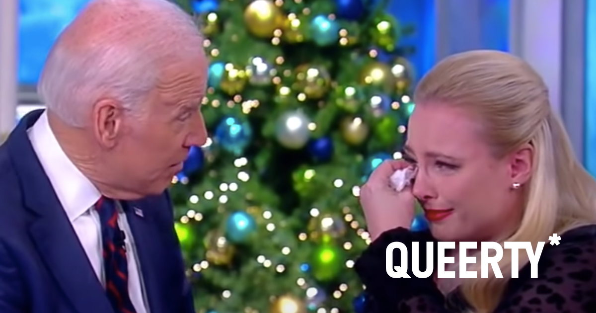 Wow, Meghan McCain's meanness knows no bounds in vicious new op-ed attacking Joe Biden