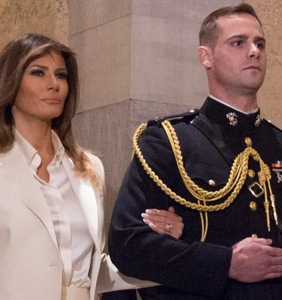 Melania used hot military aides to make Trump jealous, was obsessed with self-care and scrapbooking
