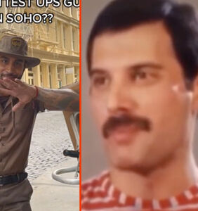 "Freddie Mercury's favorite hobby, the ""Vogue"" wall, & Austin's little gay shop"