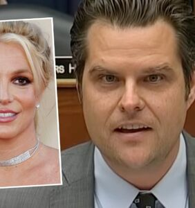 Matt Gaetz doesn't think he's getting due thanks for helping Britney Spears