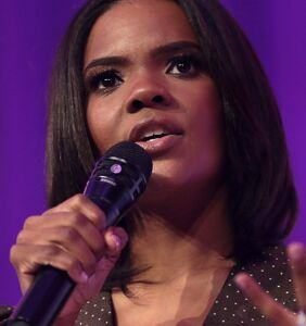 Candace Owens denied service at Covid test site for spreading misinformation