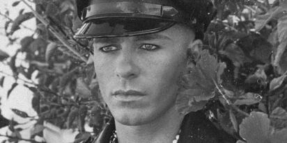 Colton Haynes pays homage to Tom of Finland