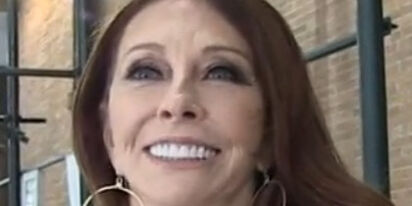 Cassandra Peterson, aka Elvira, shares the joyous reception of her coming out