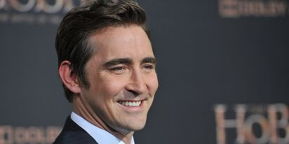 WATCH: Lee Pace drives fans into intergalactic thirst with latest share