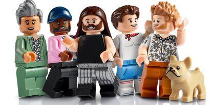 LEGO unveils a Queer Eye set, including Atlanta loft backdrop