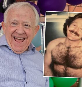 Leslie Jordan shares another vintage thirst trap – this time from the 70s