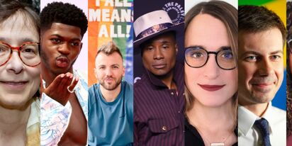 Vote now for your LGBTQ Hero of 2021