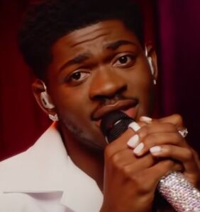 WATCH: Lil Nas X performs touching cover of Dolly Parton's 'Jolene'