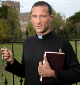Priest busted stealing from collection plate to buy drugs for gay sex parties