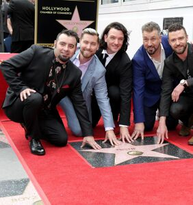 Lance Bass recalls that time someone tried to out him on an *NSYNC shoot