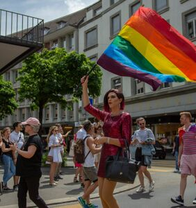 Swiss Bliss! Same-sex marriage finally comes to Switzerland