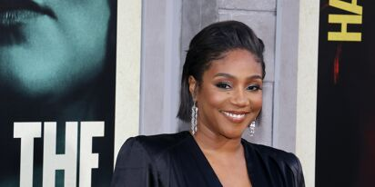 Tiffany Haddish will only listen to gay men about her hair from now on
