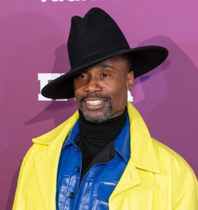 Billy Porter just paid an emotional tribute to this screen legend…