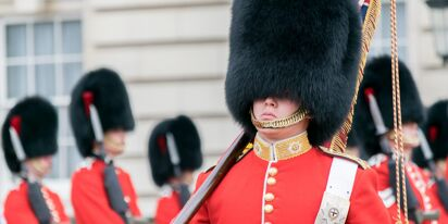 Wait, was Buckingham Palace built on a gay brothel?
