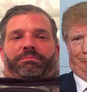 Trump and Don Jr. will provide pay-per-view commentary in match featuring homophobic boxer on 9/11