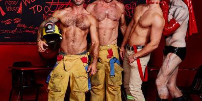 11 gayborhood Halloween parties that scare up sexy crowds