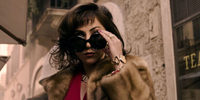 WATCH: The scandal is strong with Lady Gaga