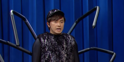WATCH: Yes, Daddy! Bowen Yang bugs out on SNL
