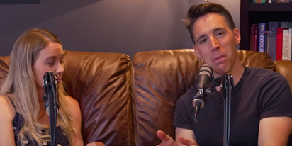 Josh Hawley and his wife launch new podcast about the struggles of being a straight white cis couple