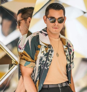 Raymond Gutierrez came out during the pandemic, encouraging us all to do the same