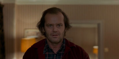 WATCH: What if 'The Shining' was all about a gay closet case?