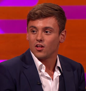 Tom Daley has a bold, new Olympic mission
