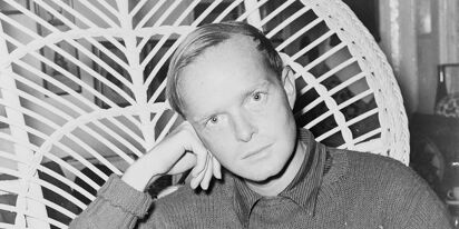 """""""He's this flaming guy."""" Laurence Leamer explores why women loved Truman Capote."""