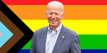 Here's what Biden said to mark National Coming Out Day