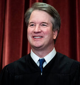 Brett Kavanaugh, who likes beer, tests positive for COVID-19 and Twitter is going nuts