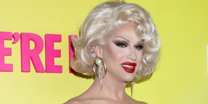 """Now Brooke Lynn Hytes is sharing thoughts on the """"jarring"""" shakeup at 'Drag Race Canada'"""